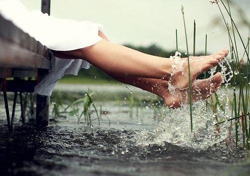 Des pieds tout doux en toutecirconstance